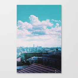 m a n a u s  Canvas Print