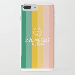 Love Yourself Method iPhone Case