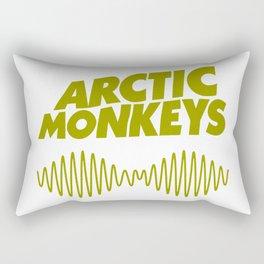 Artic Monkeys Rectangular Pillow