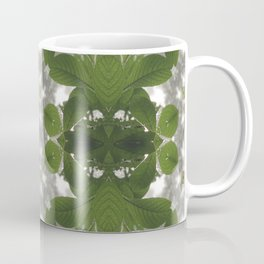Leaf pattern Coffee Mug