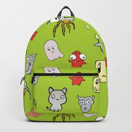 Seamless Pattern Backpack