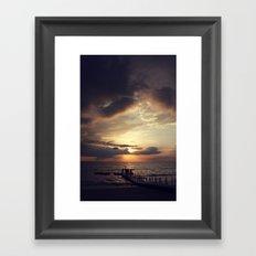 Godspeed Framed Art Print