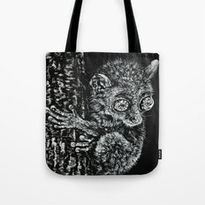 Bohol Tarsier from the Philippines Tote Bag
