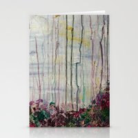 forrest Stationery Cards featuring Spring Forrest by Stephanie Cole CREATIONS