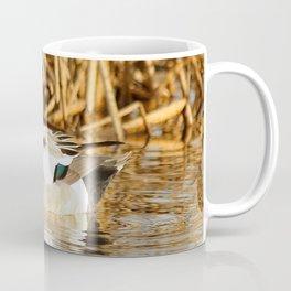 Eurasian Wigeon at the Pond Coffee Mug