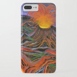 Madame Pele iPhone Case