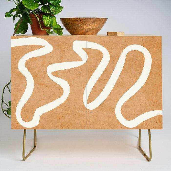 abstract minimal 31 Credenza