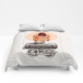 Traveling with loneliness Comforters