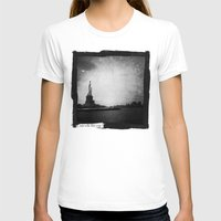 new york T-shirts featuring New York, New York by Dan Howard
