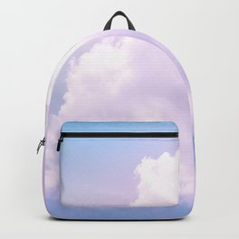 Fantasy cotton candy Backpack