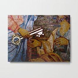 The Keys To Rome Metal Print