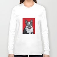 coco Long Sleeve T-shirts featuring Coco by Pawblo Picasso