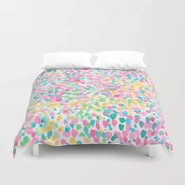 Lighthearted Summer Duvet Cover