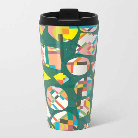 Schema 20 Metal Travel Mug