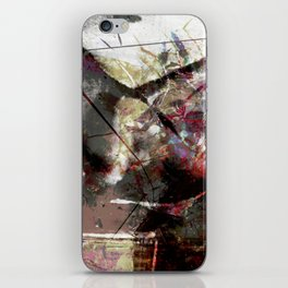 The Sexuality of Women - red version iPhone Skin