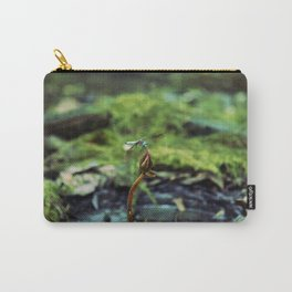 Resting in the Marsh Carry-All Pouch