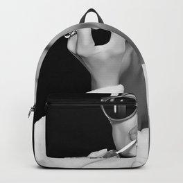 Audrey Hepburn Style Backpack