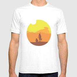 Star, BB8, Wars... Force T-shirt
