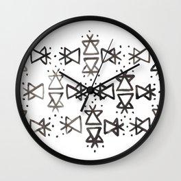 Tipi - Katrina Niswander Wall Clock