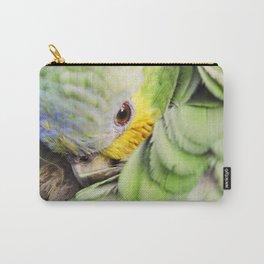 Sheepish bird - Parrot Carry-All Pouch