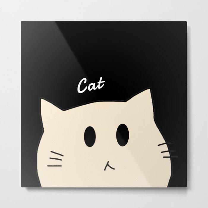 cat-353 Metal Print