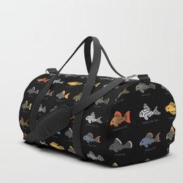 Pleco! Duffle Bag