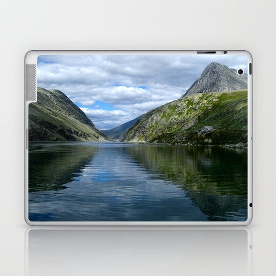 Rondane - Rondevannet  Norway Laptop & iPad Skin
