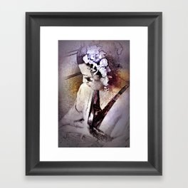 Geisha 26 Framed Art Print