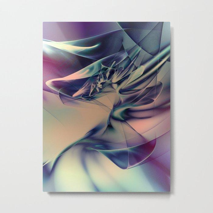 Veildance #3 Metal Print