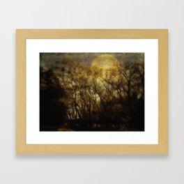 Hush Now Framed Art Print