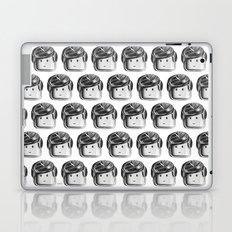 Minifigure Pattern Laptop & iPad Skin