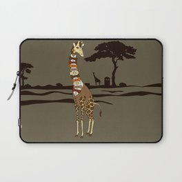 Dr Who is a What? Laptop Sleeve