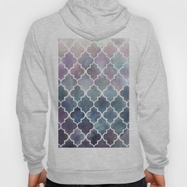 Autumn Colors Moroccan Pattern Hoody