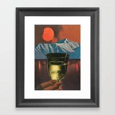 Ambiance Framed Art Print