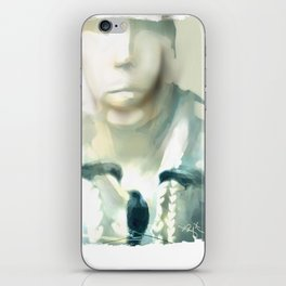 Victim Of The Heart iPhone Skin