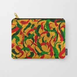 Chile Madness design Carry-All Pouch
