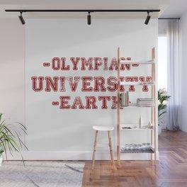O.U.E Wall Mural