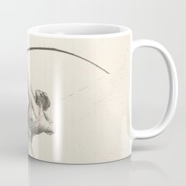 "Odilon Redon ""Centaur focuses on the sky"" Coffee Mug"