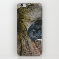 gorilla iPhone & iPod Skins featuring Gorilla by Retro Love Photography