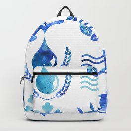 Water Life Backpack