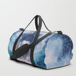 Self-Crowned Duffle Bag