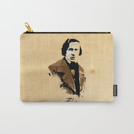 Frederic Chopin - Polish Composer, Pianist Carry-All Pouch