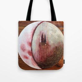Infinity Original Artwork by Rachael Rice Tote Bag