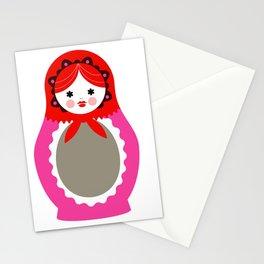 Matrioska-006 Stationery Cards
