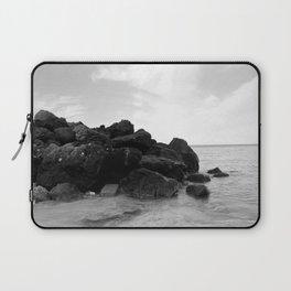 Rocky Shore Laptop Sleeve