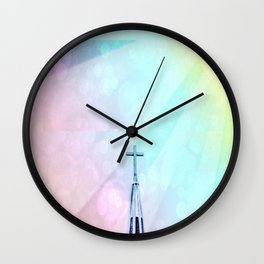 Steeple Wall Clock