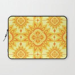Sunflowers geometrical Laptop Sleeve