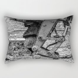 Earth Move Rectangular Pillow