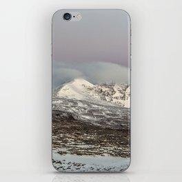 The Mountain An Teallach at Dawn iPhone Skin