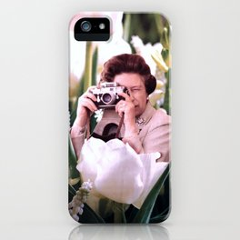 My Gurl, Lizzy iPhone Case